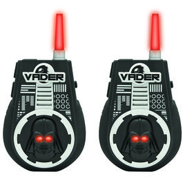 LEXIBOOK - Walkie Talkies 2 Km STAR WARS