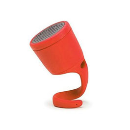 BOOM - SWIMMER Altavoz Bluetooth Sumergible Rojo