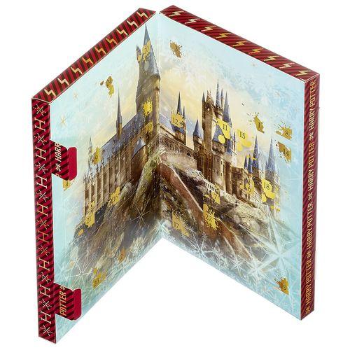 Calendario Harry Potter.Tcs Harry Potter Accesories Advent Calendar Redstring B2b