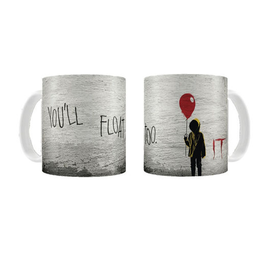 Taza desayuno IT You'll float too