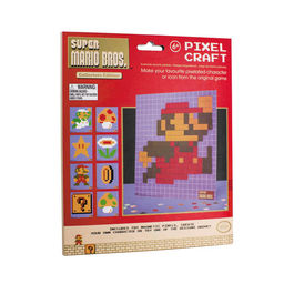 Paladone - Pixel Craft Super Mario Bros