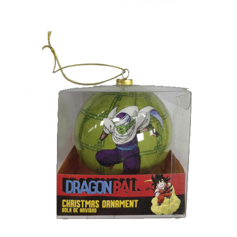 Adorno Navideño Dragon Ball Piccolo