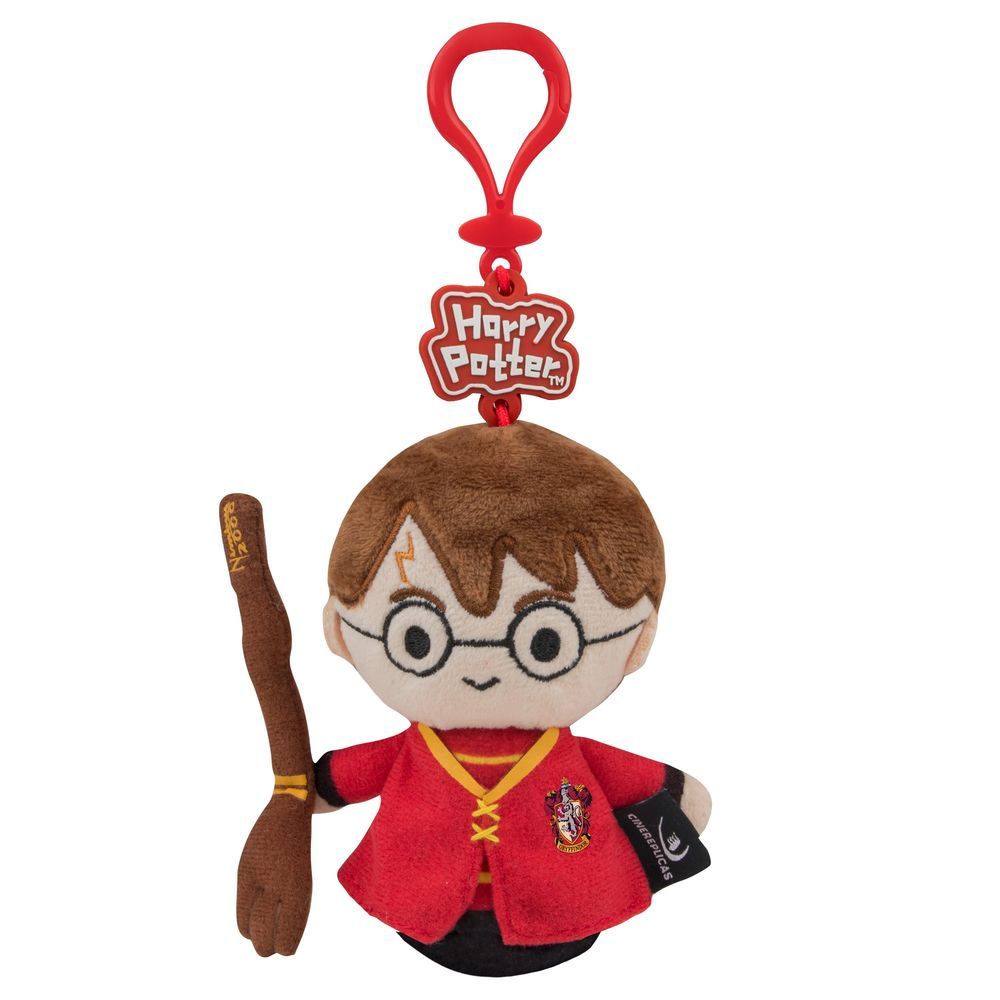 Llavero Peluche Harry Potter Quidditch