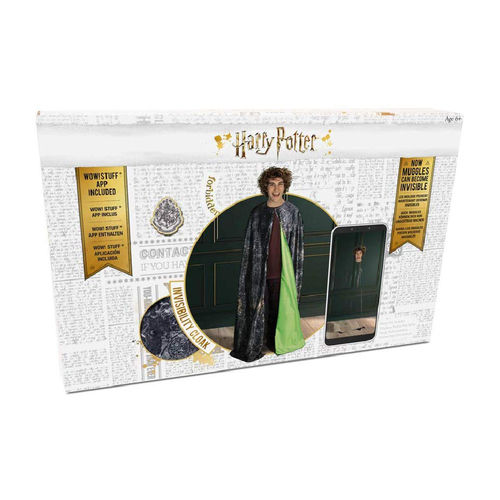WOW - Capa Invisibilidad Harry Potter