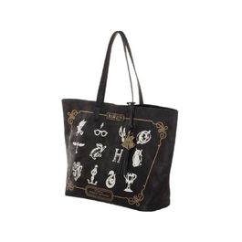 BWI - Bolso Tote Diseño Hogwarts Negro