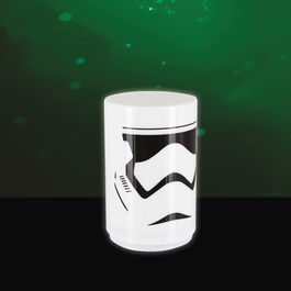 PAL - SW Mini Lámpara Trooper con sonido