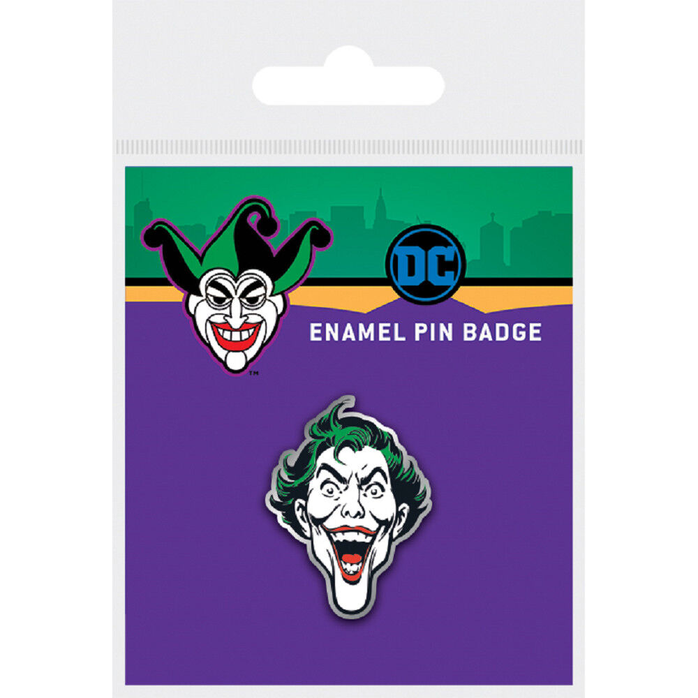 Pin esmaltado Batman (Joker)