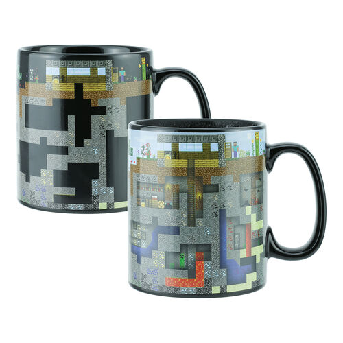PAL - Taza térmica Minecraft XL