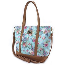 LGFLY - Bolso Tote Disney diseño Stitch Tropical