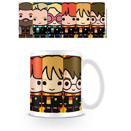 Pyramid - Taza Brujas y Wizards de Kawaii