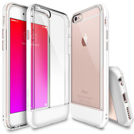 REARTH - Carcasa FUSION Borde Blanco iPhone 6