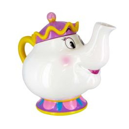 PAL - Tetera Mrs. Potts La Bella y la Bestia