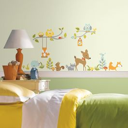ROOM - Pegatinas Decorativas Woodland