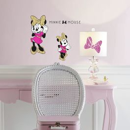 ROOM - Pegatinas Decorativas Pared Minnie