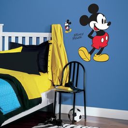 ROOM - Gráfico Gigante Mickey y Minnie