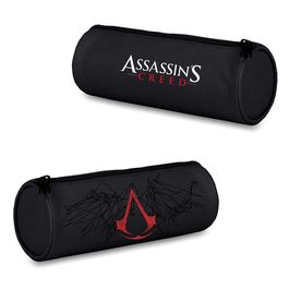 LANNOO - Assassin's Creed Estuche lápices redondo