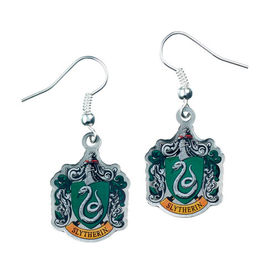 Carat - Hpotter Pendientes Slytherin