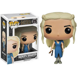 Funko POP Juego de Tronos Mhysa Daenerys Blue Dress