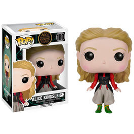 Funko POP Alicia a traves del espejo Alice Kingsleigh