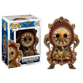 Funko POP Disney La Bella y la Bestia Din-Don