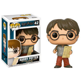Funko POP Harry Potter Harry with Marauders Map