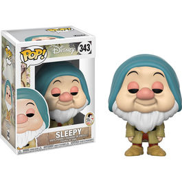 Funko POP Disney Blancanieves y los Siete Enanitos Dormilon
