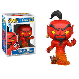 Funko POP Disney Aladdin Jafar Red