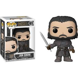 Funko POP Juego de Tronos Jon Snow Beyond the Wall