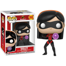 Funko POP Disney Los Increibles 2 Violet