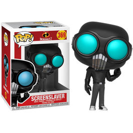 Funko POP Disney Los Increibles 2 Screenslaver