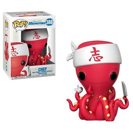 Funko POP Disney Monsters Inc. Chef