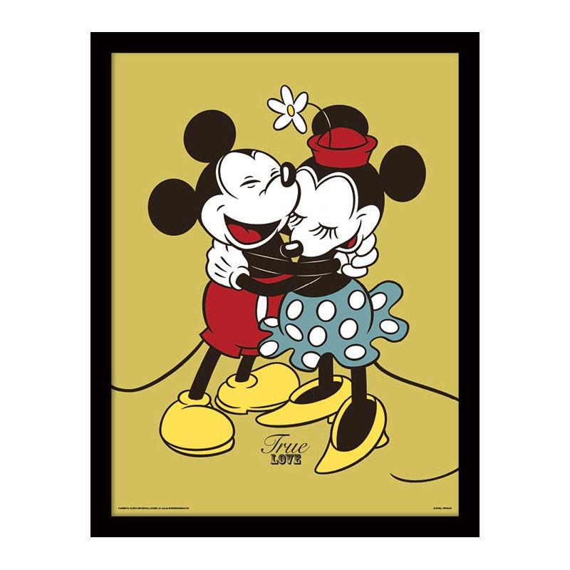 Pyr cuadro mickey minnie mouse enamorados redstring b2b pyr cuadro mickey minnie mouse enamorados altavistaventures Choice Image
