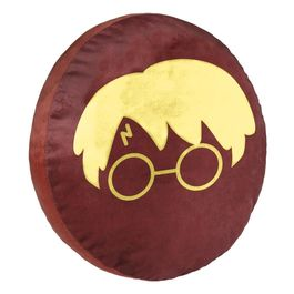 CERDÁ - Cojín Harry Potter Granate Gafas y Rayo