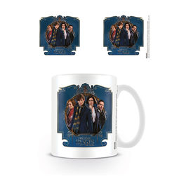 PYR - Taza Fantastic Beasts protagonistas