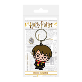 PYR - Llavero Harry Potter diseño Harry Chibi