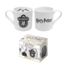 PYR - Taza China Harry Potter diseño Quidditch