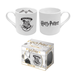 PYR - Taza China Harry Potter diseño Hogwarts