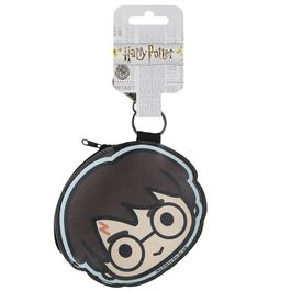 CERDÁ - Llavero monedero Harry Potter chibi Harry
