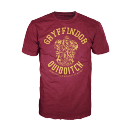 BWI - Camiseta Harry Potter Quidditch Gryffindor M