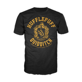 BWI - Camiseta Harry Potter Quidditch Hufflepuff M