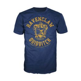 BWI - Camiseta Harry Potter Quidditch Ravenclaw S