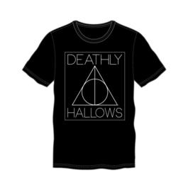 BWI - Camiseta Harry Potter Reliquias de la Muerte S