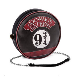 KM - Bolso redondo Harry Potter Hogwarts Express