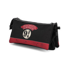 KM - Estuche triple Harry Potter Hogwarts Express
