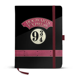 KM - Diario 14x21 Harry Potter Hogwarts Express