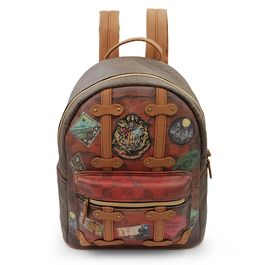 KM - Mochila Fashion Harry Potter Railway