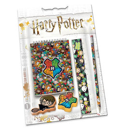 KM - Set de Libretas Harry Potter Accio