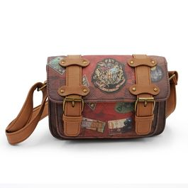 KM - Bolso Satchel Harry Potter Railway