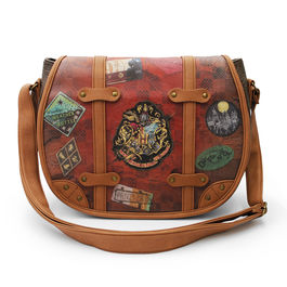 KM - Bolso Muffin Railway Harry Potter