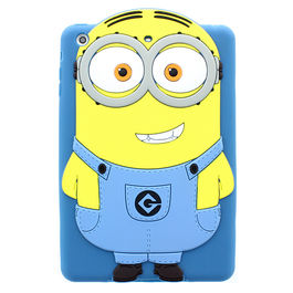 Minion-Carcasa Silicona iPad Mini